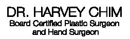 Dr. Harvey Chim